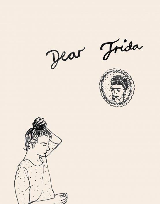 dear frida forside